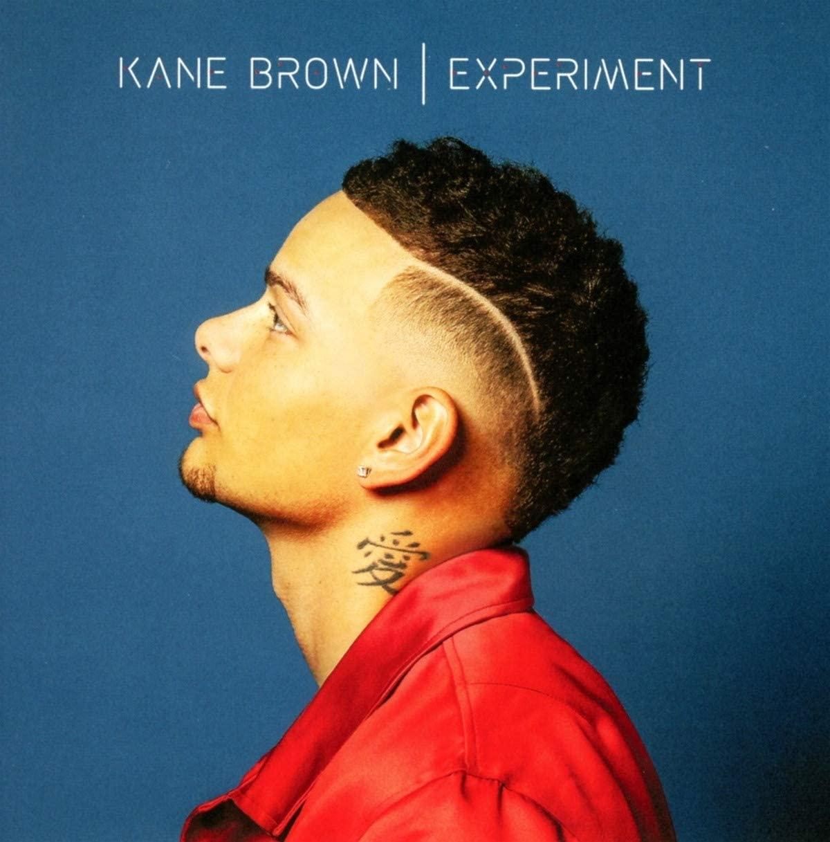 Kane Brown - Experiment Album Cover