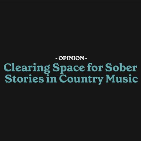 Clearing space for sober stories in country music