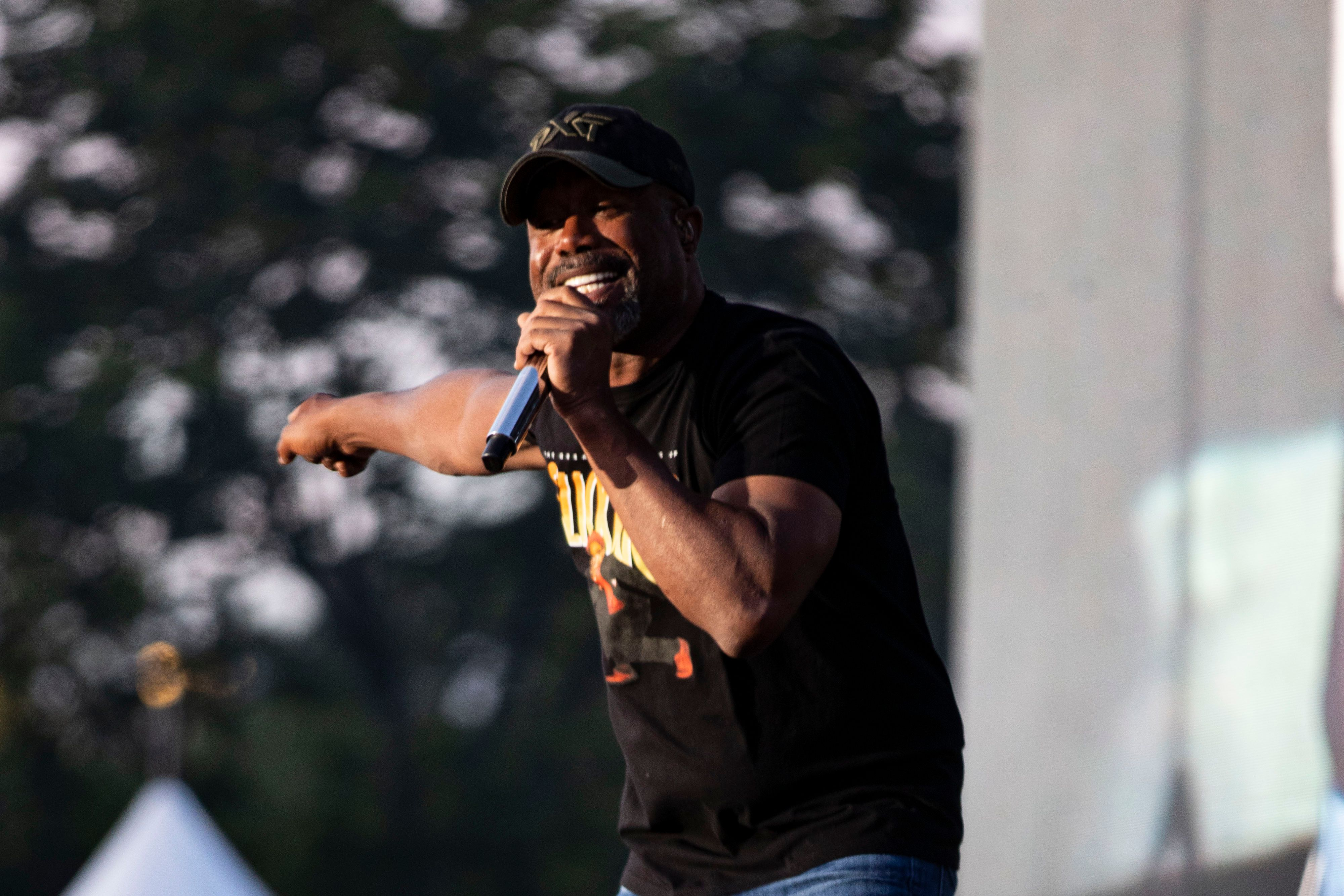 Darius Rucker at Windy City Smokeout 2021