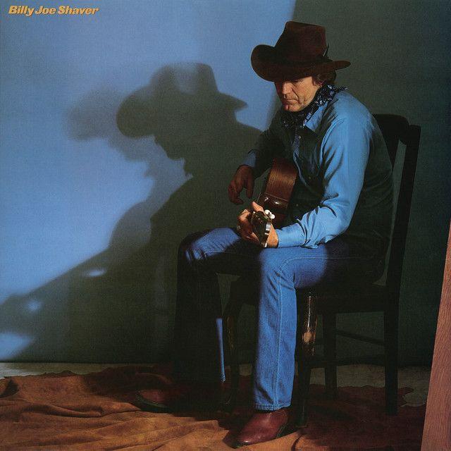 Billy Joe Shaver - Billy Joe Shaver - Album Cover