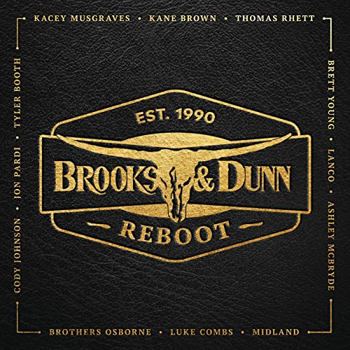 Brooks & Dunn - Reboot - Album Cover