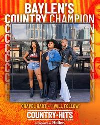 Chapel Hart Country Champion