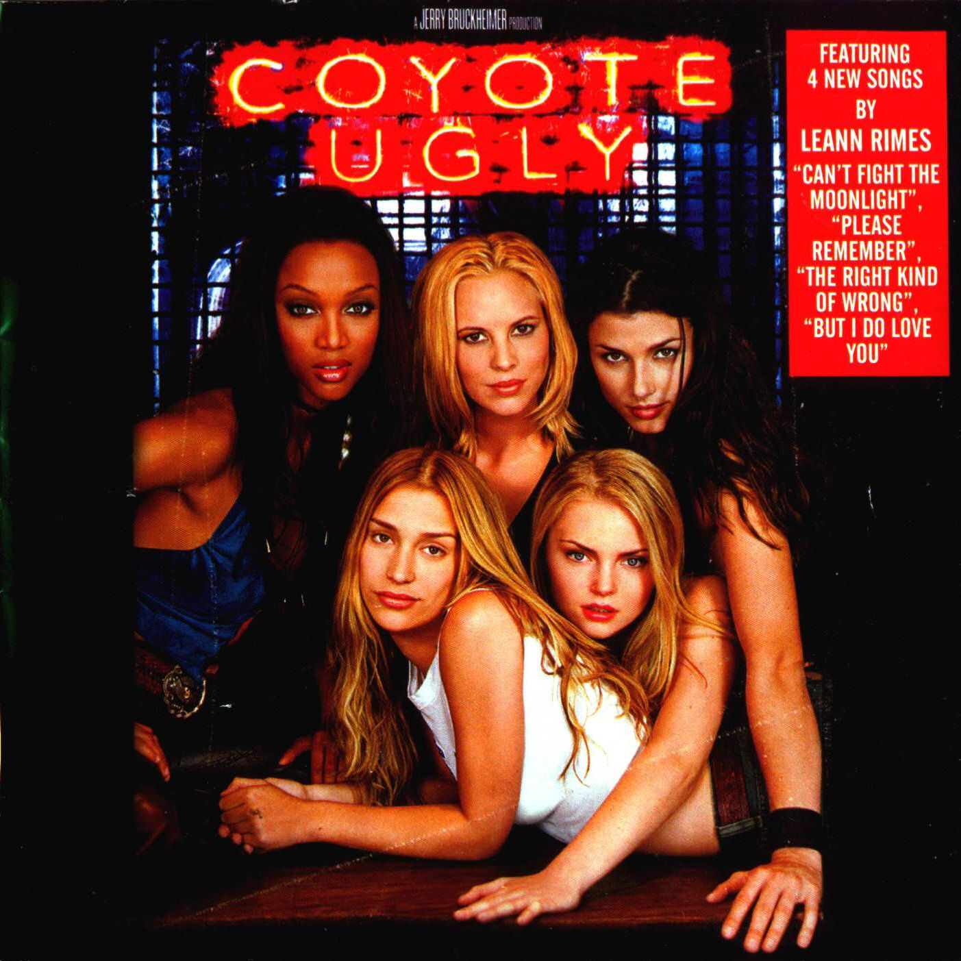 Various Artists - Coyote Ugly - Album Cover