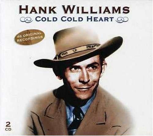 Hank Williams - Cold Cold Heart - Album Cover