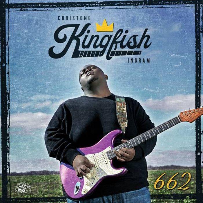 "Christone ""Kingfish"" Ingram - 662 Album Cover"