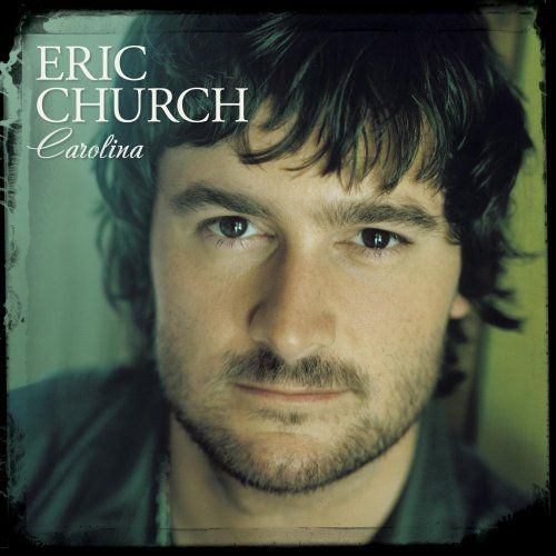 Eric Church - Carolina - Album Cover