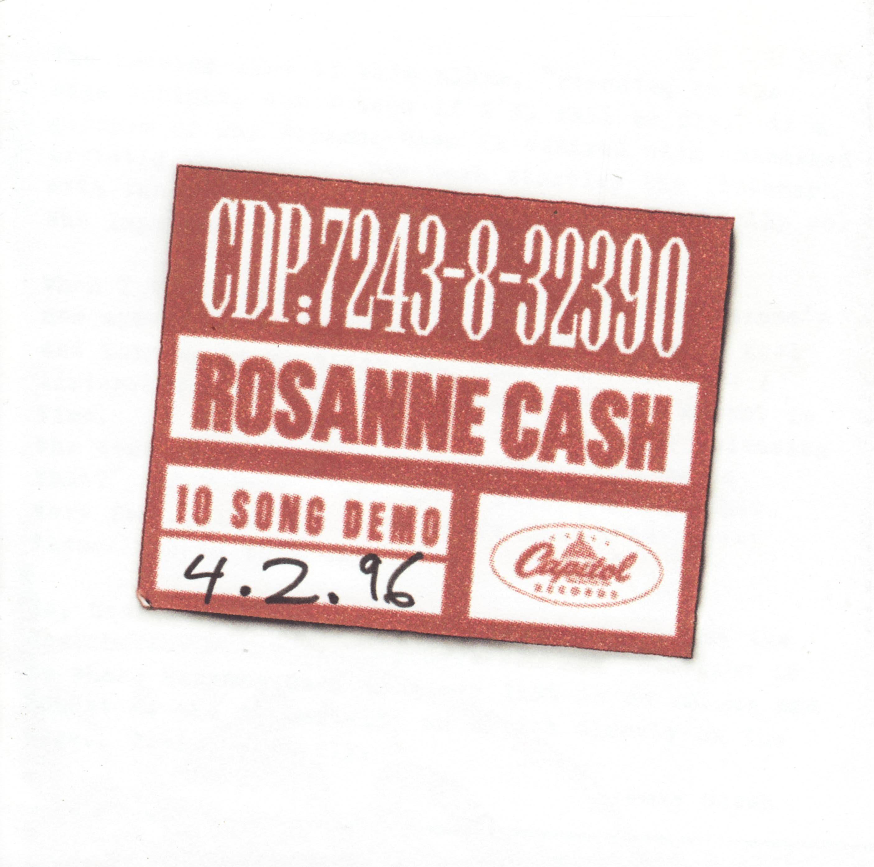 Rosanne Cash - 10 Song Demo Album Cover