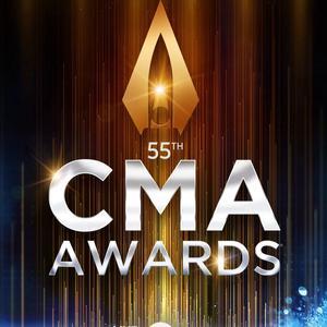 55th CMA Awards Logo