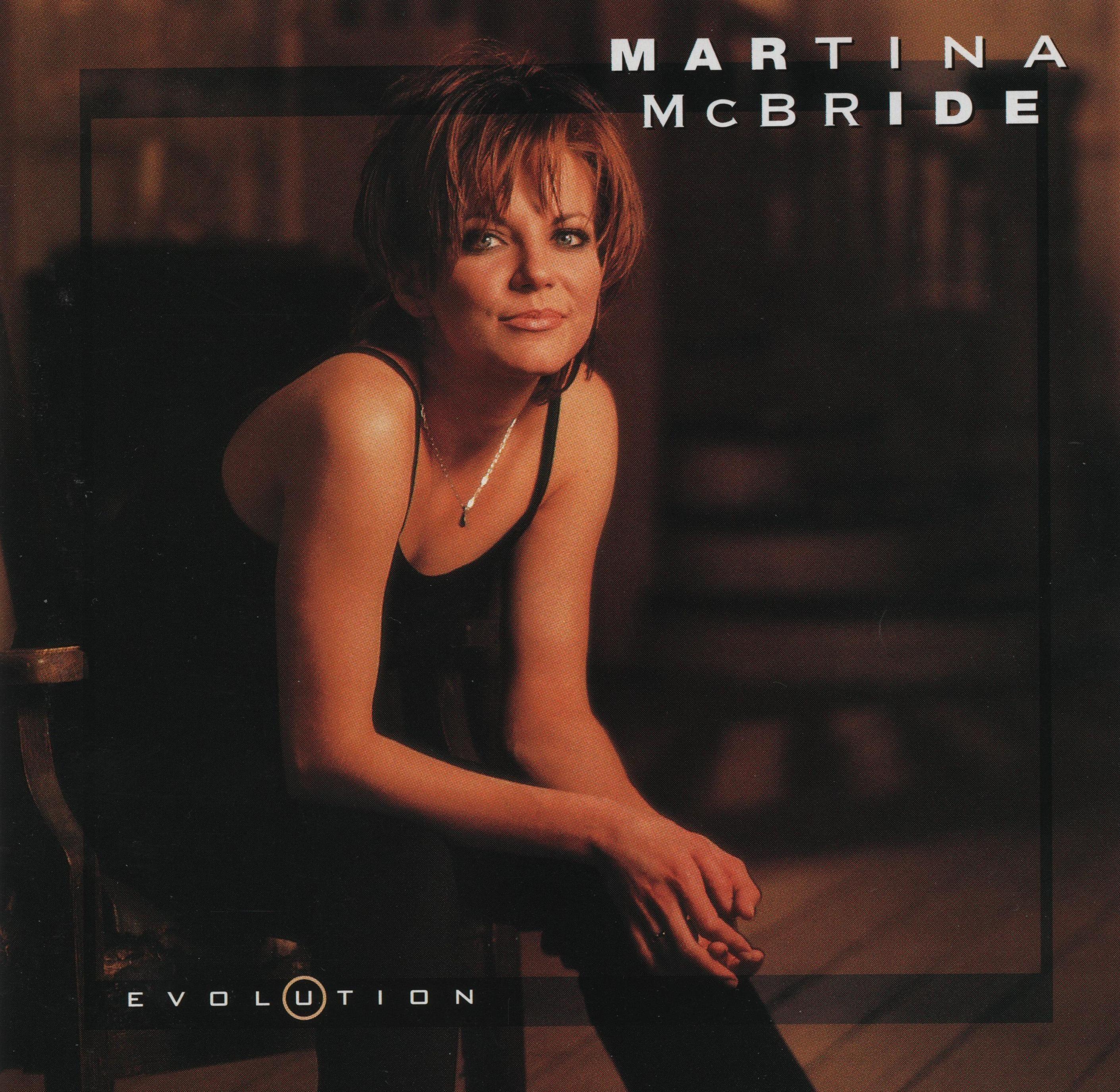 Martina McBride - Evolution - Album Cover
