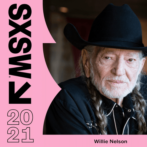 Graphic - Willie Nelson SXSW