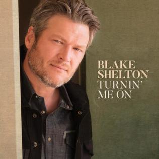 Blake Shelton - 'Turnin Me On' Single Cover