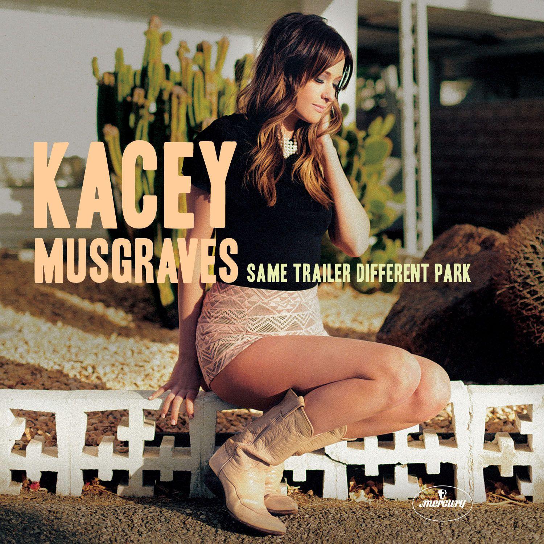 Kacey Musgraves - Same Trailer Different Park - Album Cover