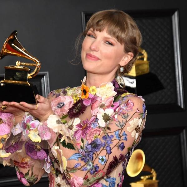 Taylor Swift wins big at Grammys 2021