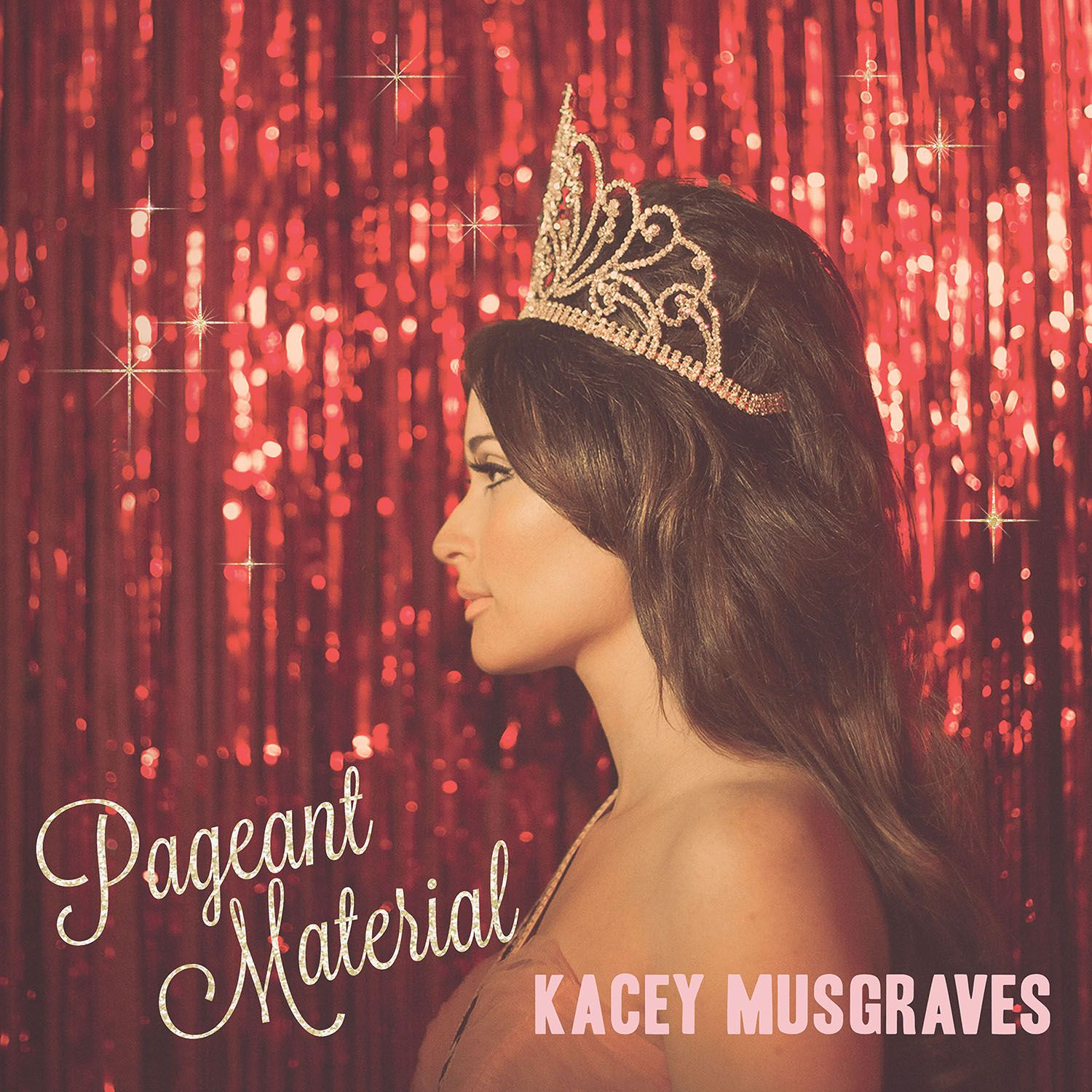 Kacey Musgraves - Pageant Material - Album Cover
