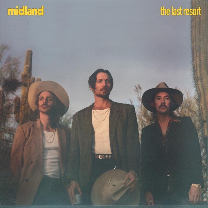Midland - The Last Resort EP Cover
