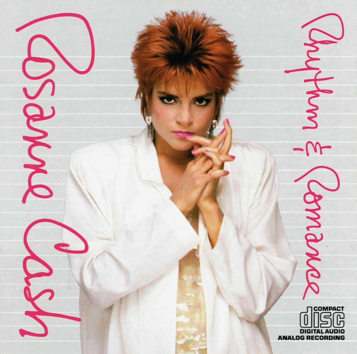 Rosanne Cash - Rhythm & Romance Album Cover