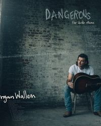 Album - Morgan Wallen - Dangerous