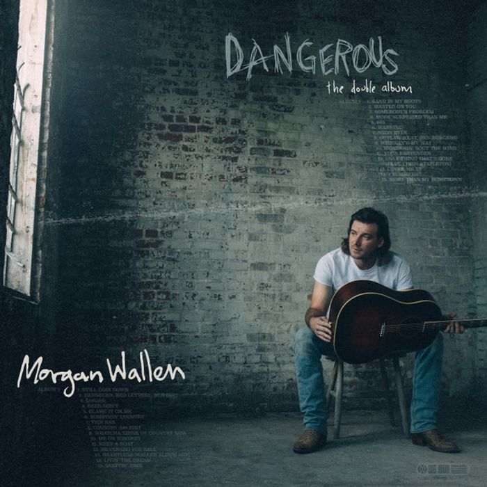 Album - Morgan Wallen - Dangerous