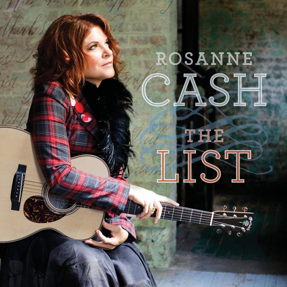 Rosanne Cash - The List Album Cover