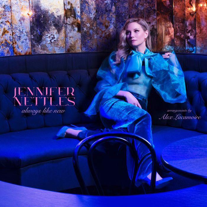 Album cover: Always Like New by Jennifer Nettles