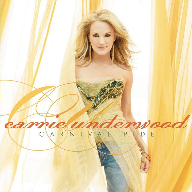 Carrie Underwood - Carnival Ride - Album Cover
