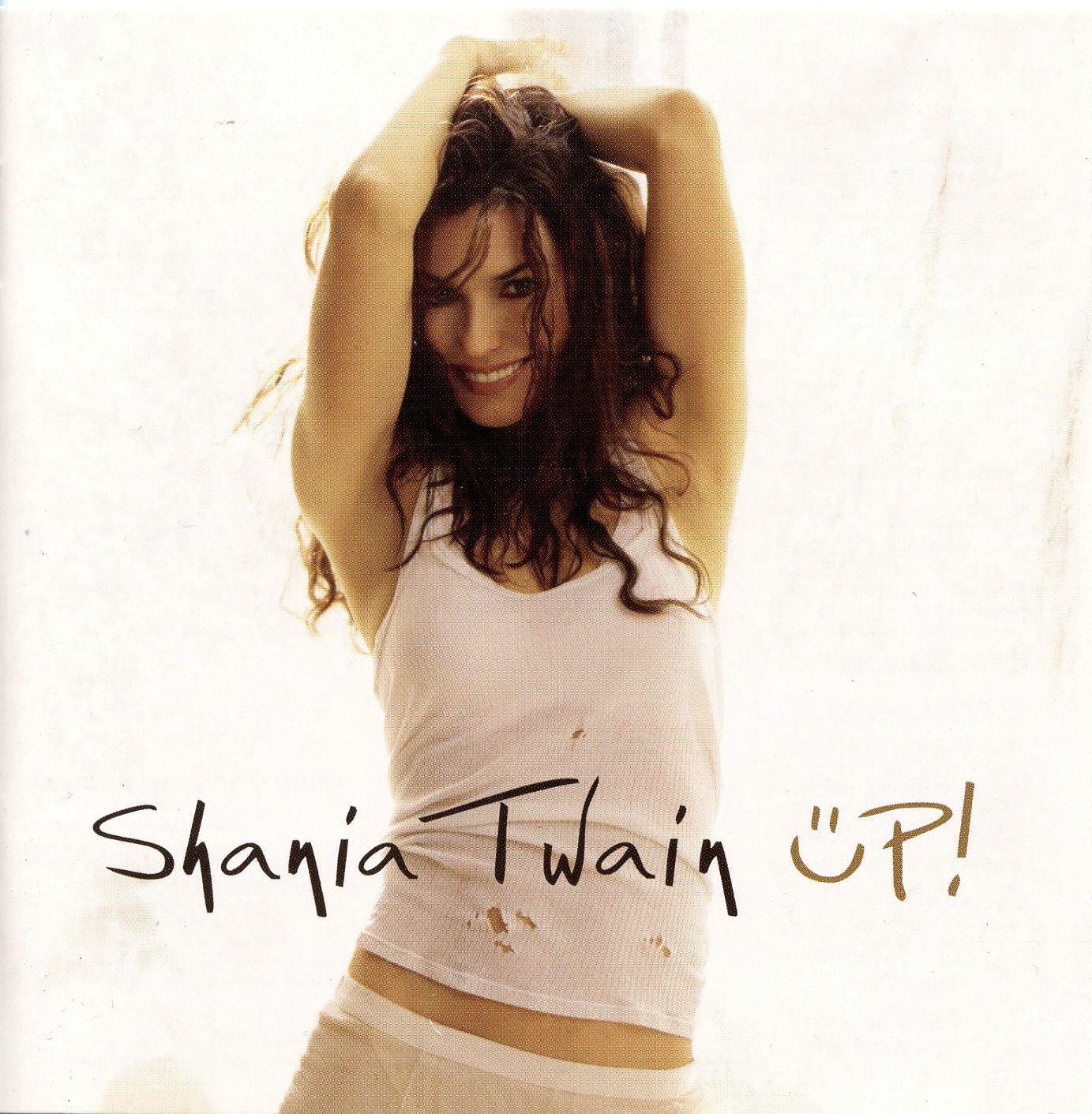 Shania Twain - Up! - Album Cover