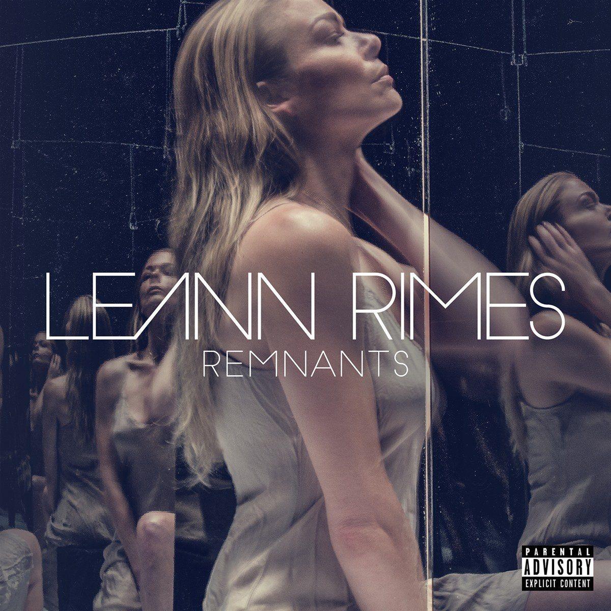 LeAnn Rimes - Remnants - Album Cover