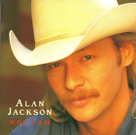 Alan Jackson - Who I Am - Album Cover