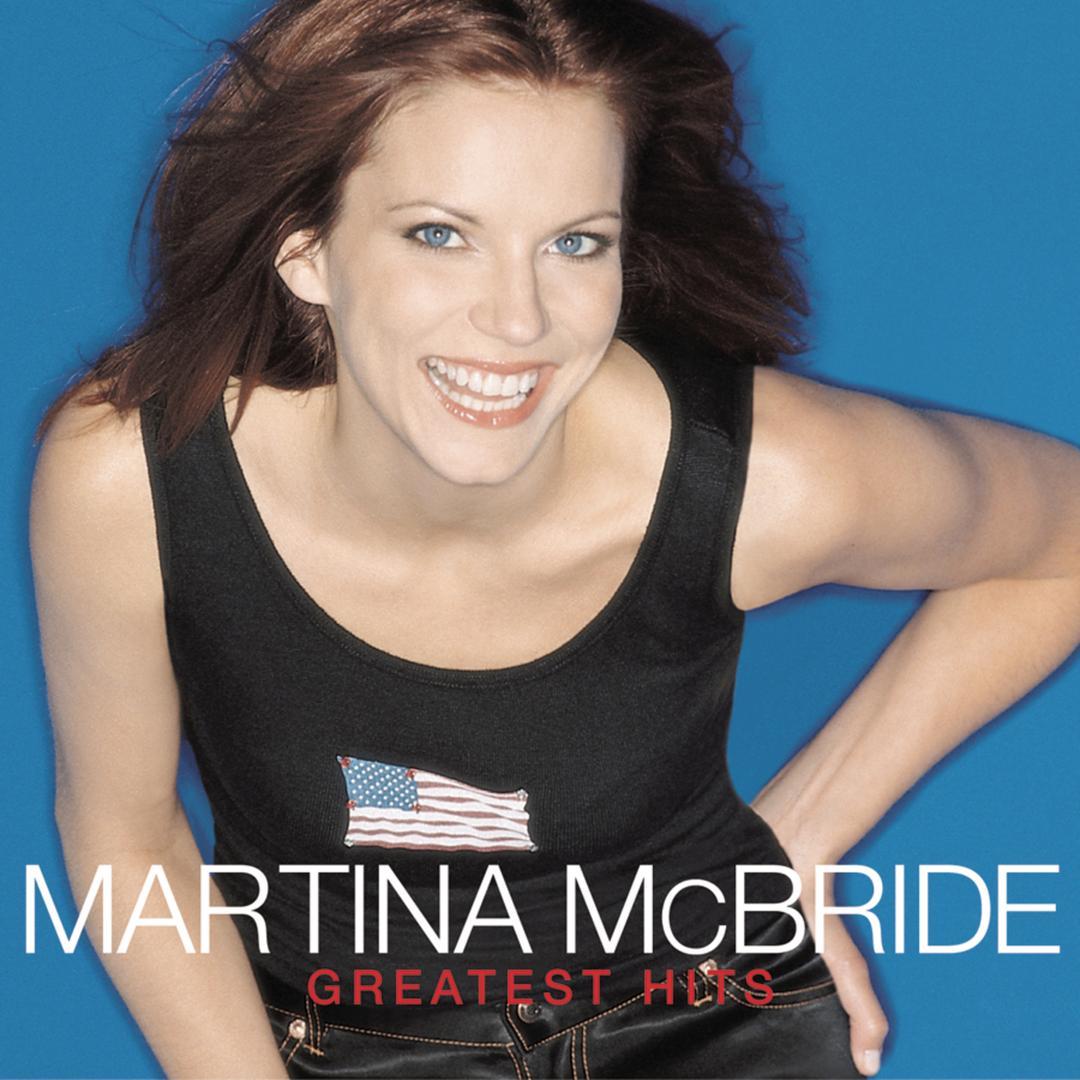 Martina McBride - Greatest Hits - Album Cover