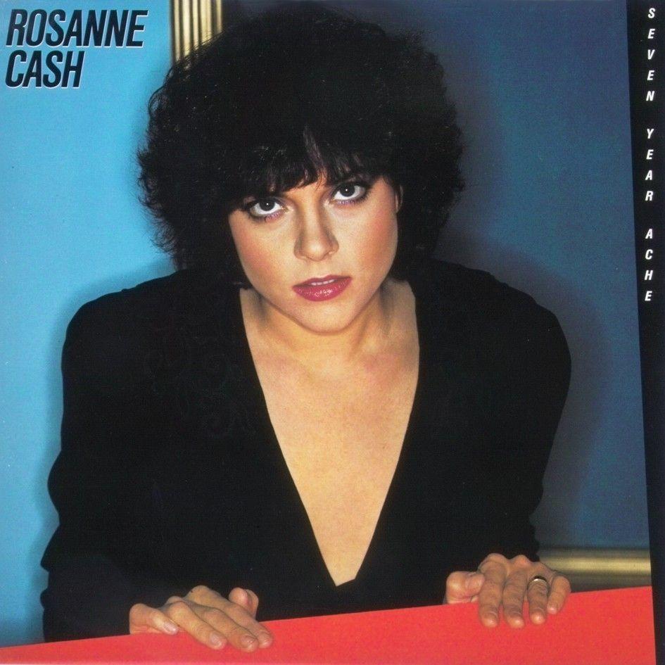Rosanne Cash - Seven Year Ache Album Cover