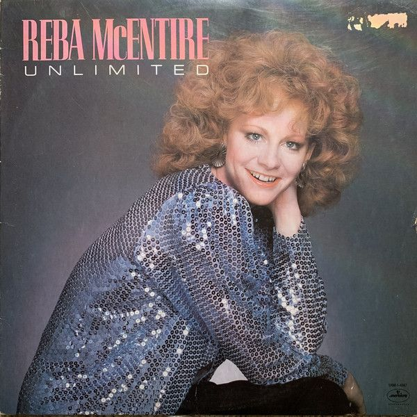 Reba McEntire - Unlimited Album Cover