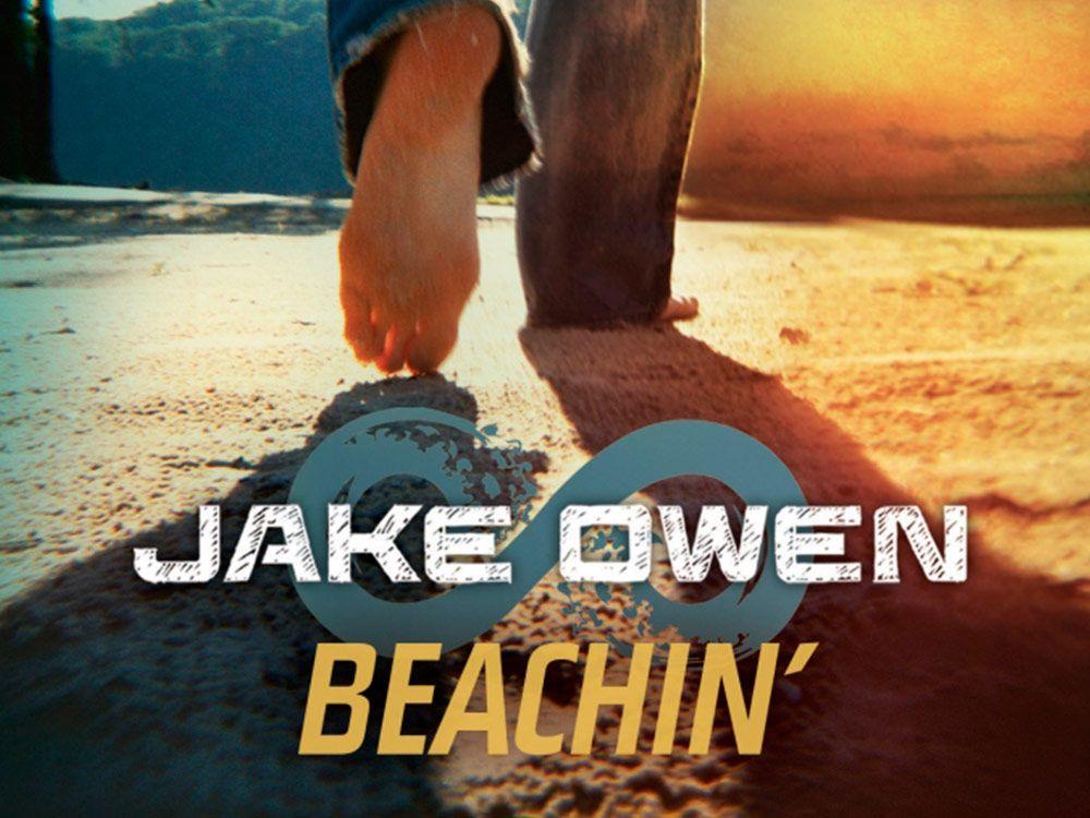 Jake Owen - Beachin' Single Cover