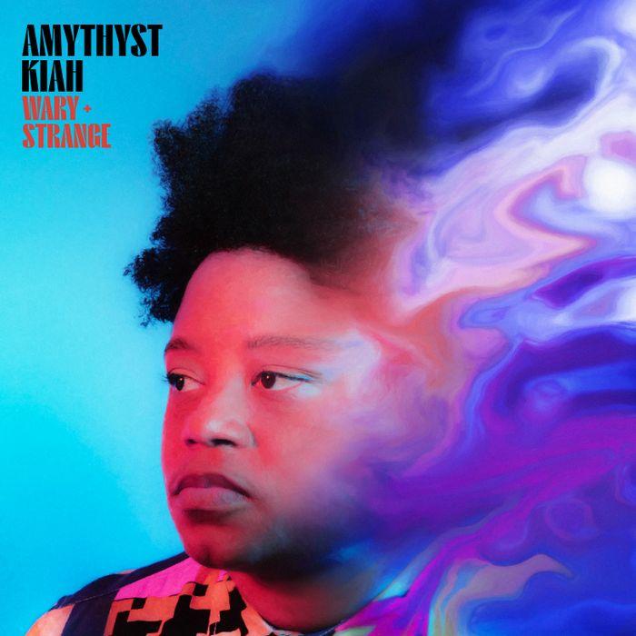 Amythyst Kiah - Wary + Strange Album Cover