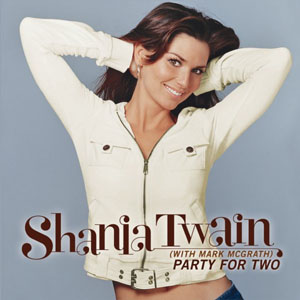 Shania Twain - Party for Two - Album Cover
