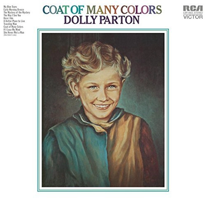 Dolly Parton - Coat of Many Colors Album Review