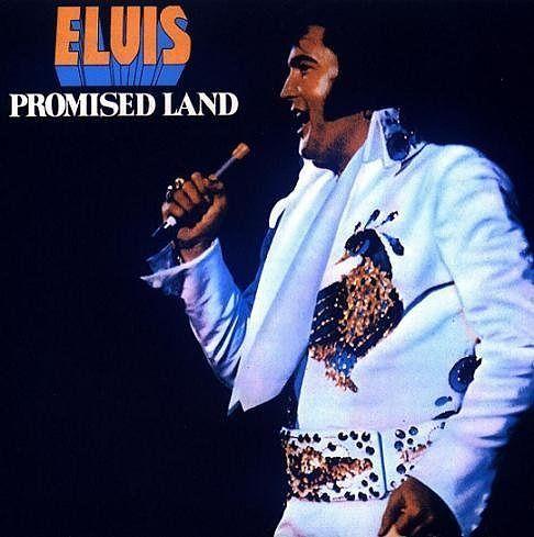 Elvis Presley - Promised Land - Album Cover