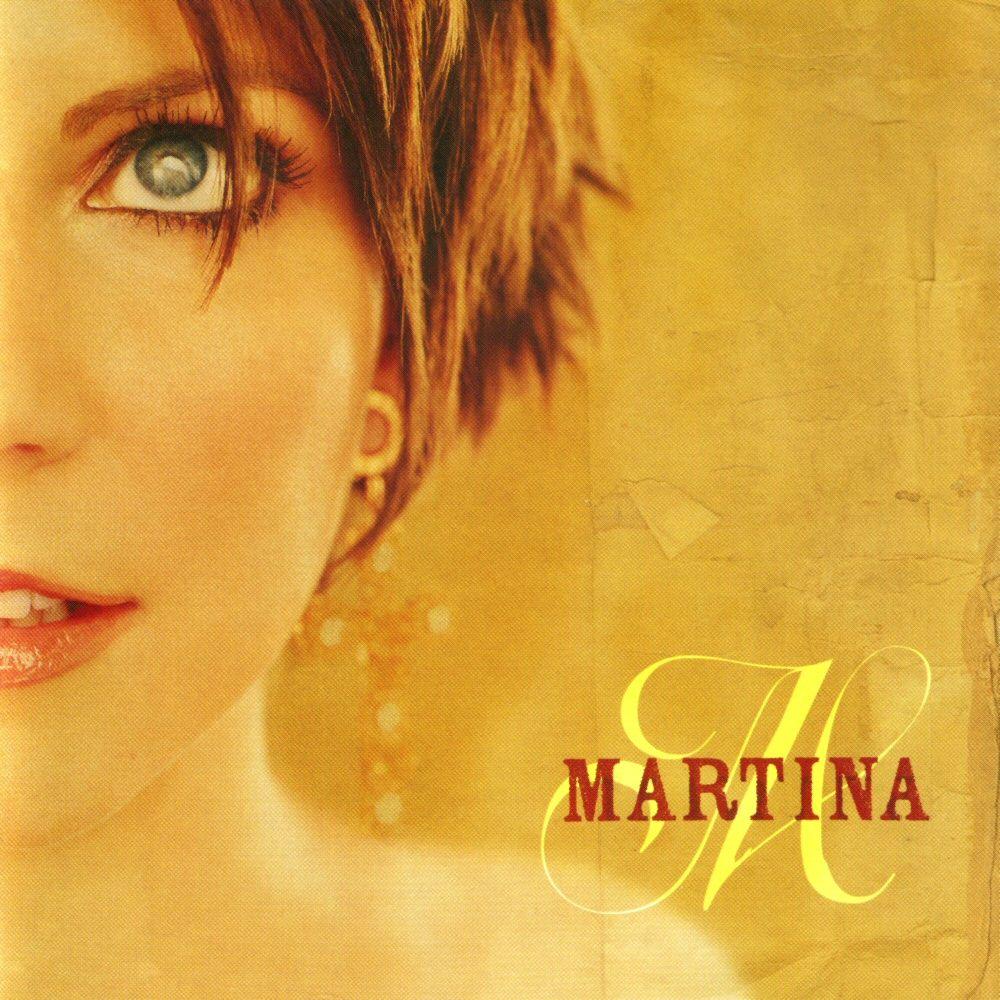 Martina McBride - Martina - Album Cover