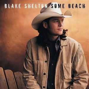 Blake Shelton - Some Beach Single Cover