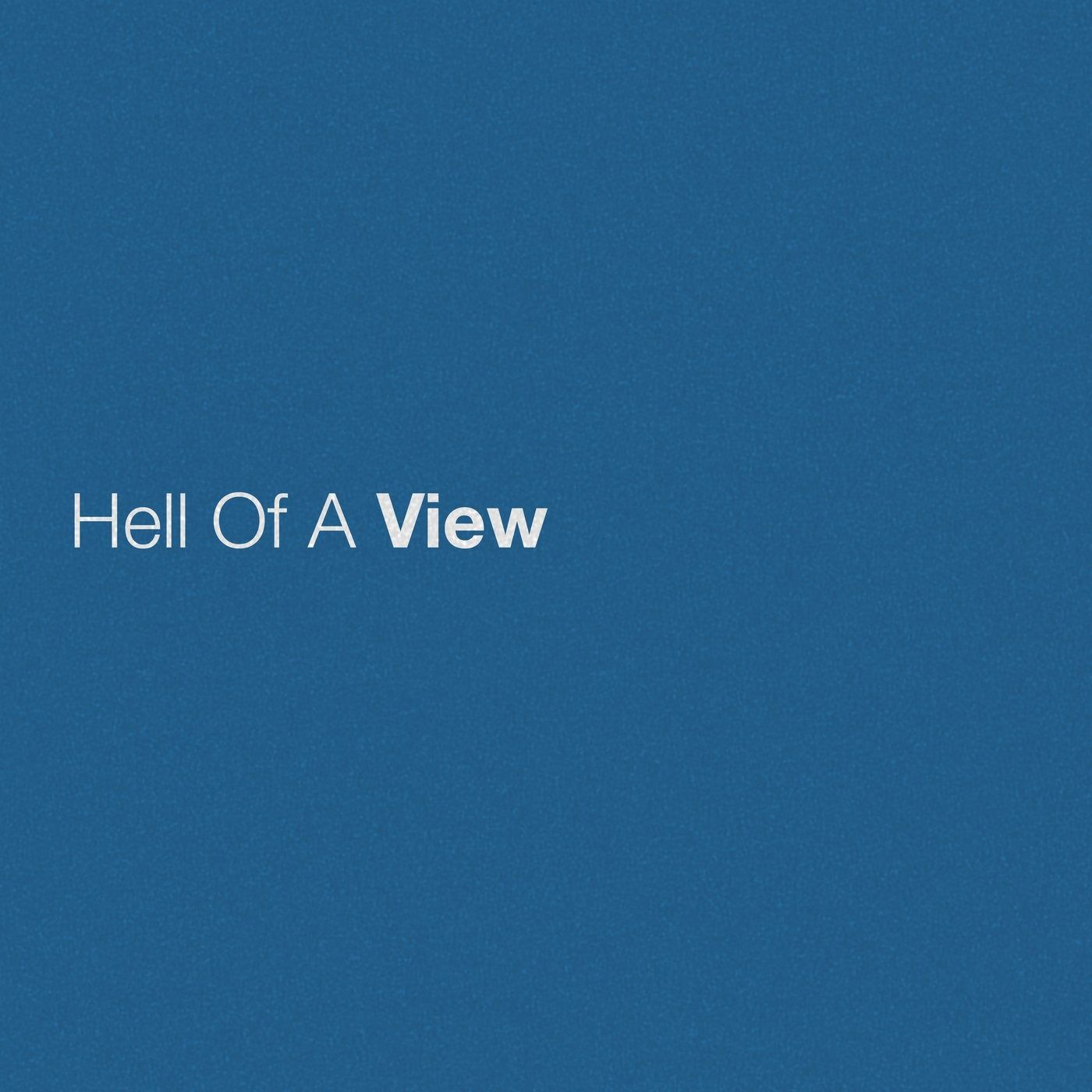 Eric Church - Hell of A View - Single Cover