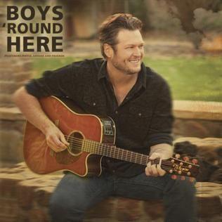 Blake Shelton - 'Boys 'Round Here' Cover
