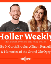 Holler Weekly Podcast Ep 9 with Baylen Leonard and Kelly Sutton