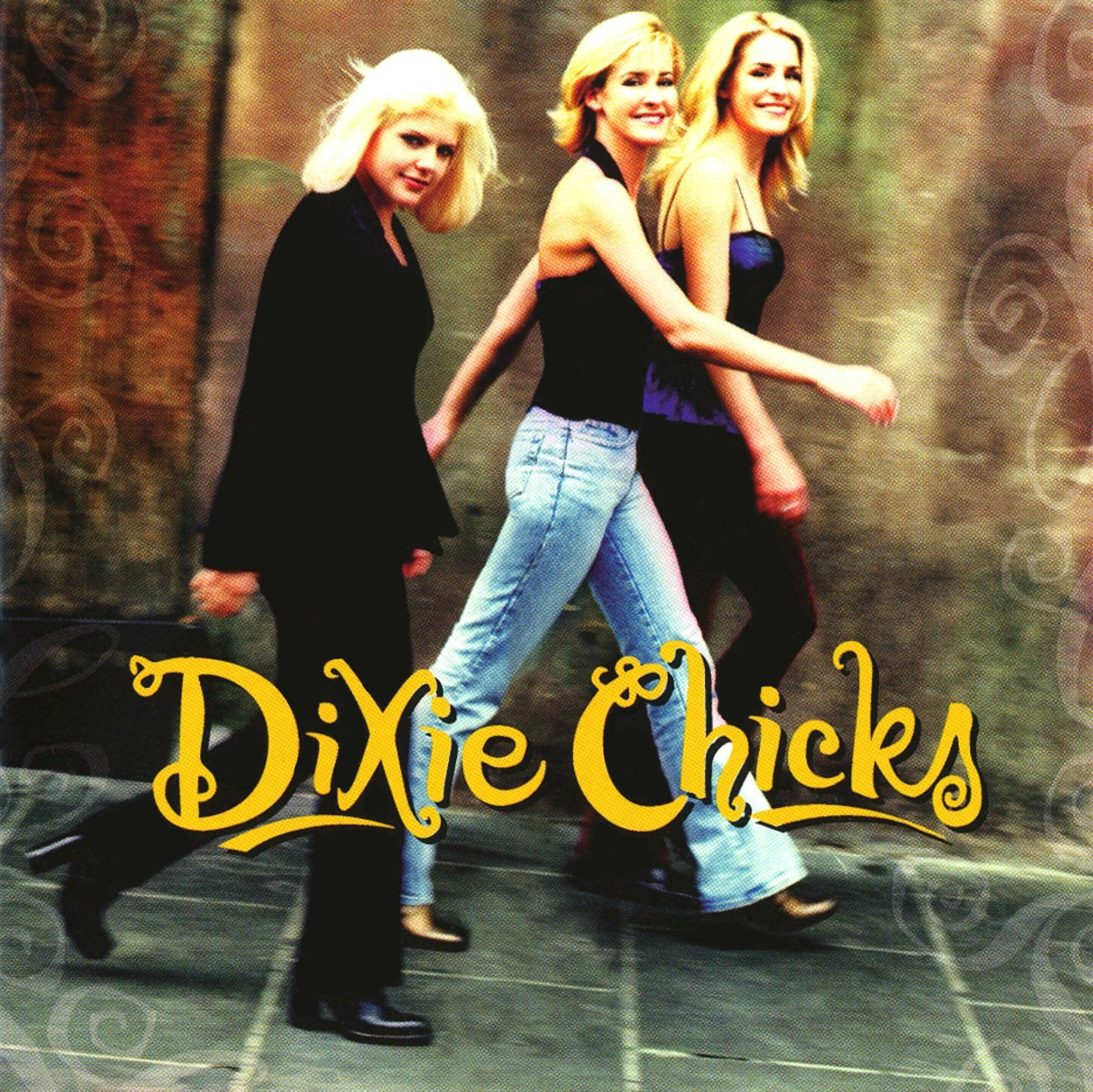The Chicks - Wide Open Spaces - Album cover
