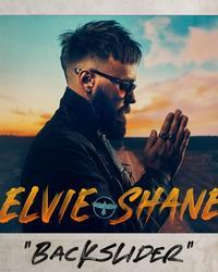 Elvie Shane - Backslider Album Cover