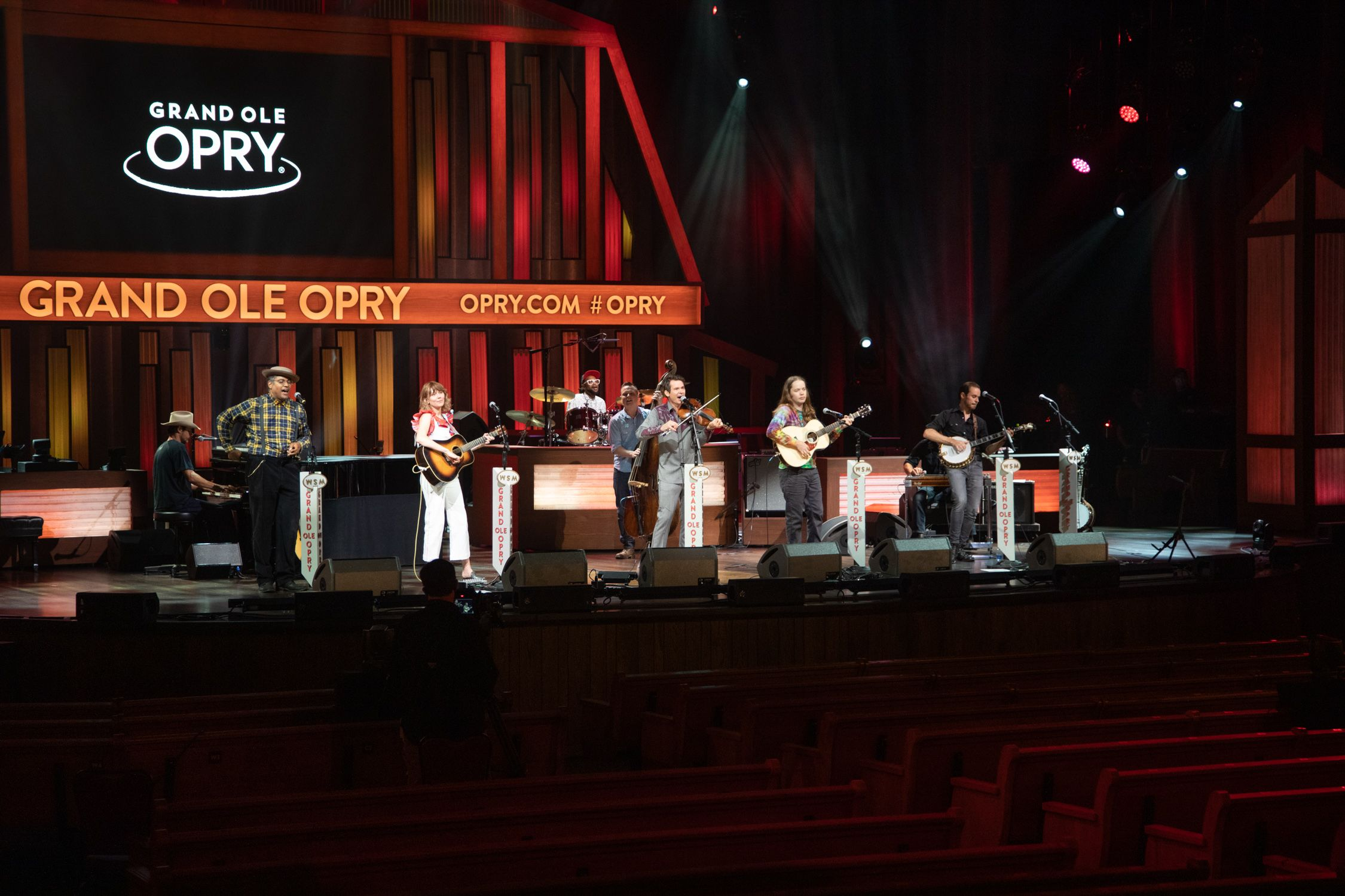 Live - Opry Old Crow Medicine Show Dom Flemons Billy Strings & Molly Tuttle