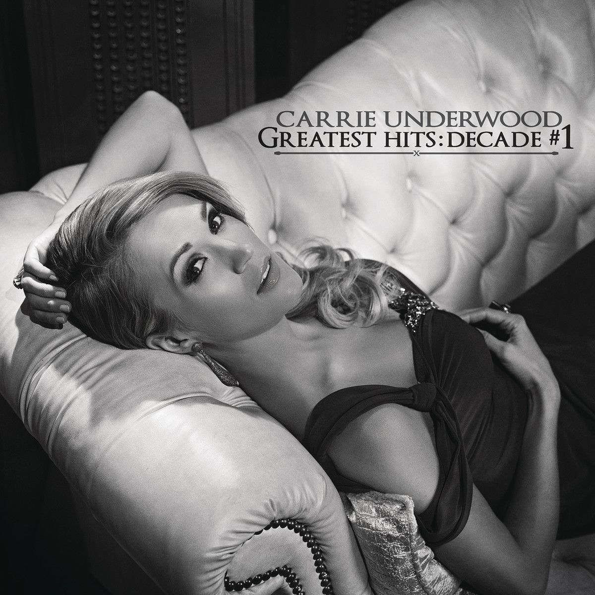 Carrie Underwood - Greatest Hits: Decade #1 - Album Cover