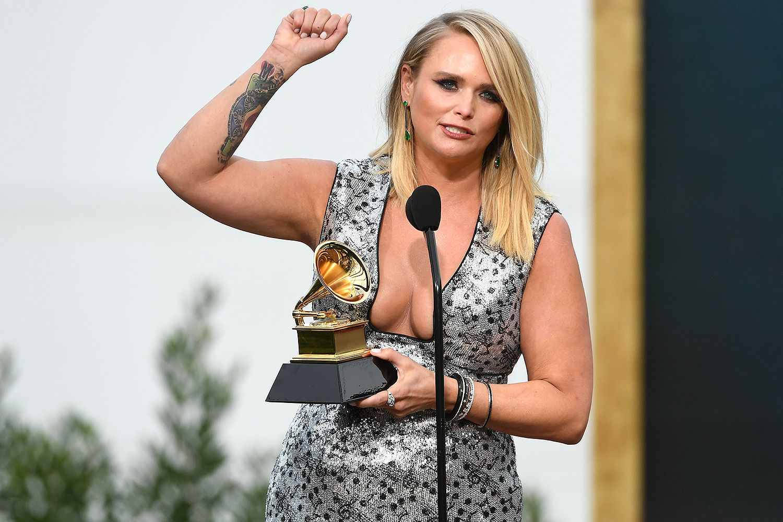 Miranda Lambert wins Best Country Album