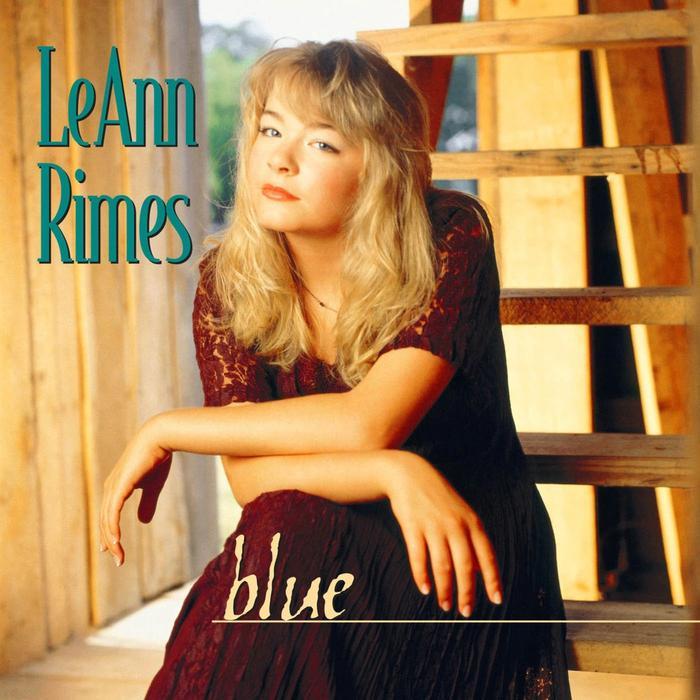 LeAnn Rimes - Blue Album Cover