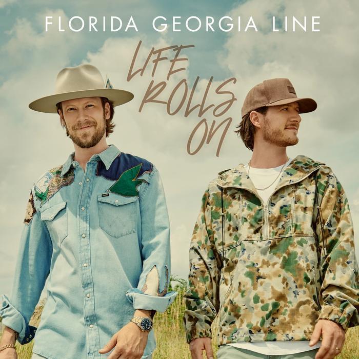 Album - Florida Georgia Line - Life Rolls On