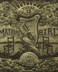 Artwork - Jimbo Mathus & Andrew Bird - These 13