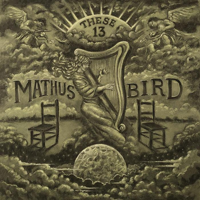 Artwork - Jimbo Mathus & Andrew Bird - These 13